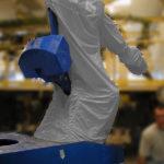housse protection robot cover fonderie telupro Yaskav ASP eulmont