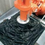 housse protection robot cover fenetre lavage haute pression FST soufflet tissu polyester TPSN ASP eulmont
